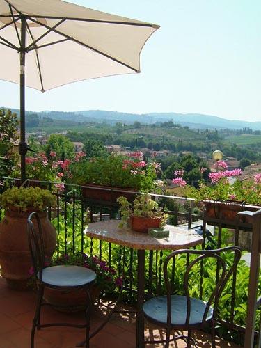 Bed & Breakfast Greve in Chianti: Montechiari in Chianti Bed & Breakfast - Itana