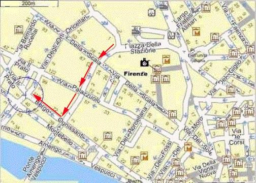 Hotel Firenze  Euro Notte
