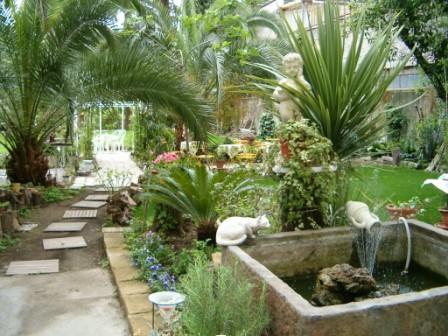 Bed breakfast napoli il giardino segreto bed breakfast itana - Il giardino segreto roma ...