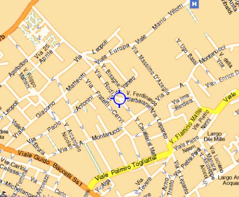 fabio borini lazio map - photo#28