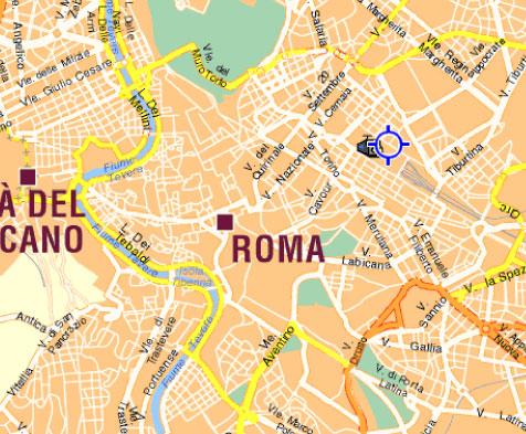 Hotel Viennese  Roma