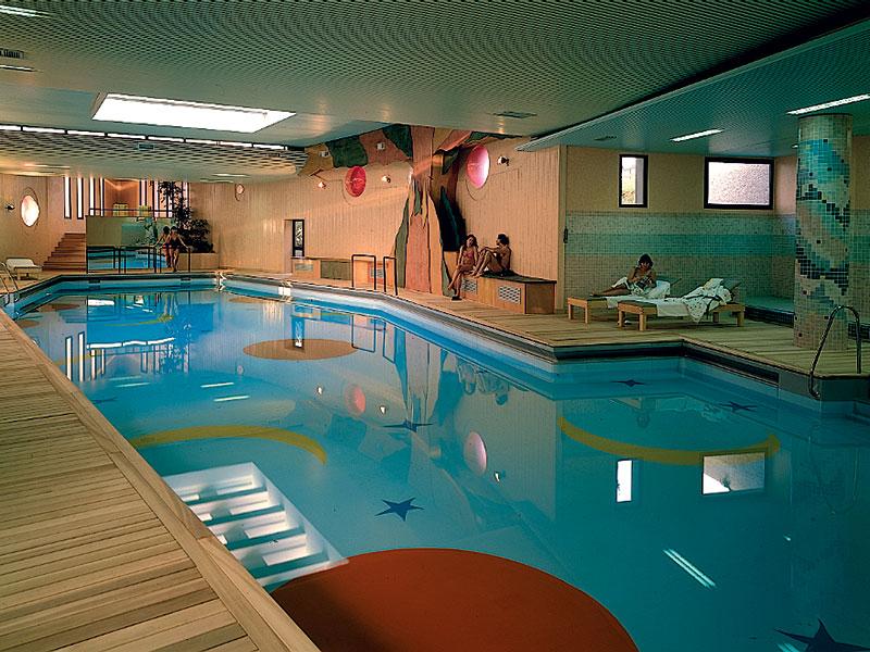 Hotel linta park for Hotel ad asiago con piscina